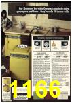 1976 Sears Fall Winter Catalog, Page 1166