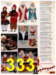 1985 Sears Christmas Book, Page 333