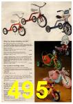 1982 Montgomery Ward Christmas Book, Page 495