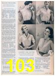 1957 Sears Spring Summer Catalog, Page 103