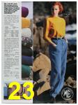 1991 Sears Fall Winter Catalog, Page 23