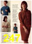 1965 Sears Fall Winter Catalog, Page 247