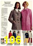 1974 Sears Spring Summer Catalog, Page 106