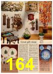 1974 Montgomery Ward Christmas Book, Page 164