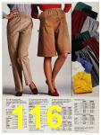 1987 Sears Fall Winter Catalog, Page 116