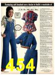 1977 Sears Fall Winter Catalog, Page 454