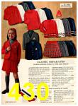 1966 Montgomery Ward Fall Winter Catalog, Page 430