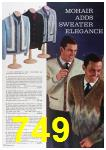 1964 Sears Fall Winter Catalog, Page 749
