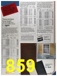 1986 Sears Fall Winter Catalog, Page 859
