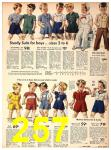 1942 Sears Spring Summer Catalog, Page 257