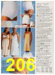 1987 Sears Spring Summer Catalog, Page 206