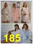 1984 Sears Spring Summer Catalog, Page 185