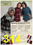 1974 Sears Fall Winter Catalog, Page 314