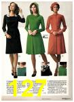 1975 Sears Fall Winter Catalog, Page 127