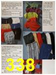 1991 Sears Spring Summer Catalog, Page 338