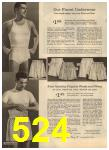 1960 Sears Spring Summer Catalog, Page 524