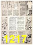 1969 Sears Spring Summer Catalog, Page 1217