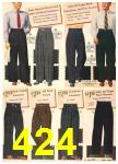 1940 Sears Fall Winter Catalog, Page 424