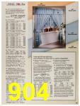 1987 Sears Fall Winter Catalog, Page 904