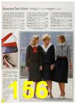 1985 Sears Spring Summer Catalog, Page 156