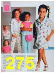1986 Sears Spring Summer Catalog, Page 275