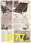 1969 Sears Spring Summer Catalog, Page 1077
