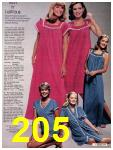 1981 Sears Spring Summer Catalog, Page 205