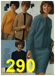 1968 Sears Fall Winter Catalog, Page 290