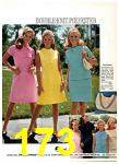 1969 Sears Spring Summer Catalog, Page 173