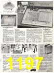 1982 Sears Fall Winter Catalog, Page 1197