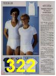 1984 Sears Spring Summer Catalog, Page 322