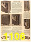 1956 Sears Fall Winter Catalog, Page 1106