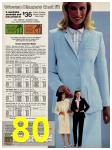 1981 Sears Spring Summer Catalog, Page 80