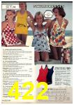 1977 Sears Spring Summer Catalog, Page 422