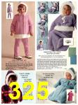 1974 Sears Fall Winter Catalog, Page 325