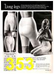 1969 Sears Spring Summer Catalog, Page 353