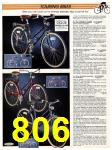 1983 Sears Fall Winter Catalog, Page 806
