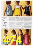 1967 Sears Spring Summer Catalog, Page 474