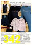 1983 Sears Spring Summer Catalog, Page 342
