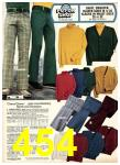 1975 Sears Fall Winter Catalog, Page 454