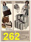 1974 Sears Fall Winter Catalog, Page 262