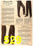 1960 Sears Fall Winter Catalog, Page 529