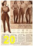 1942 Sears Spring Summer Catalog, Page 20