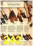1940 Sears Fall Winter Catalog, Page 242