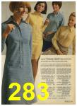 1968 Sears Fall Winter Catalog, Page 283