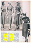 1957 Sears Spring Summer Catalog, Page 59