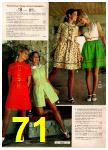 1972 Montgomery Ward Spring Summer Catalog, Page 71
