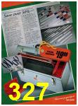 1985 Sears Christmas Book, Page 327