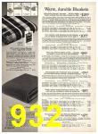 1969 Sears Fall Winter Catalog, Page 932