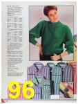 1986 Sears Fall Winter Catalog, Page 96